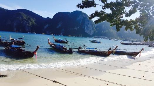 koh phi phi dock
